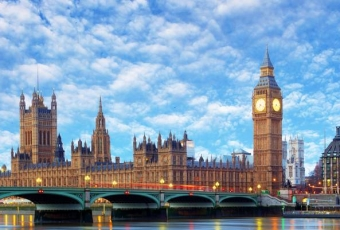 London panorama - Big ben, UK